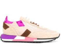 Sneakers mit Spiegeldetails