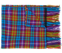 Schal mit Schottenkaromuster
