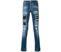 'Camou Details' Jeans