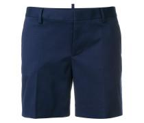 slim-fit shorts
