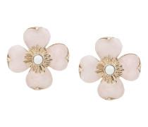 Ohrringe mit Blumendesign