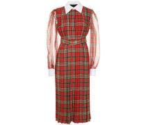 Kleid mit Schottenkaro