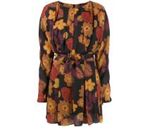 'Gloria' Kleid mit Blumen-Print