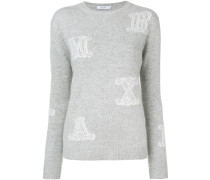 'Vetro' Jacquard-Pullover