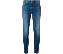 Skinny-Jeans im Five-Pocket-Design