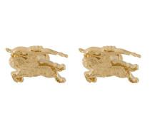Manschettenknöpfe mit Ritterdesign
