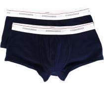 Shorts im 2er-Set