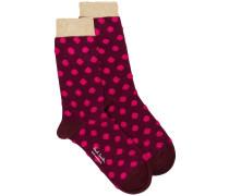 fluffy spot Harlow socks