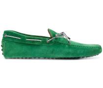 'Gommino' Wildleder-Loafer