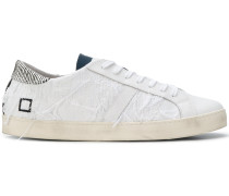 D.A.T.E. Hillow fringed sneakers