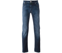 Jeans mit geradem Bein