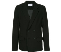 Plated blazer