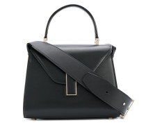 Handtasche in Colour-Block-Optik