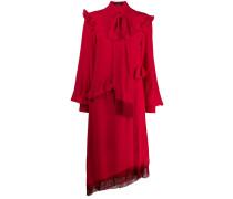 Kleid mit Schleifenkragen
