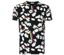 Mickey print T-shirt