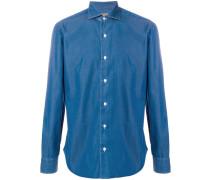 Hemd in Jeans-Optik