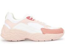 'Focus' Sneakers mit klobiger Sohle