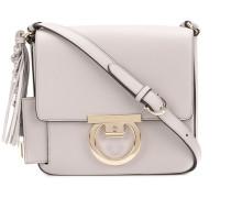 Gancio lock shoulder bag