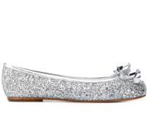 Tabi-Ballerinas mit Glitter