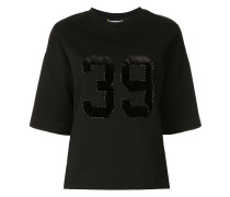 """T-Shirt mit """"39""""-Patches"""