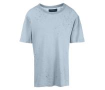 Ausgeblichenes 'Shotgun' T-Shirt