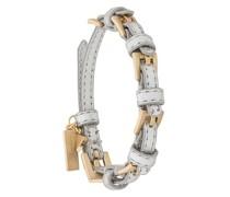 Armband in Schnallen-Optik
