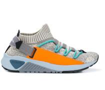 Gestrickte Slip-On-Sneakers