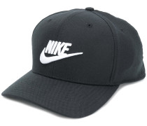 embroidered logo cap