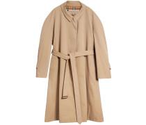Mantel mit bunten Knöpfen