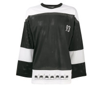 panelled sporting top