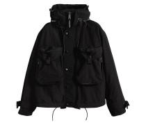 Showerproof Nylon Jacket with Gilet