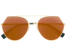 'Eyeline' Sonnenbrille'