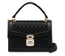 'Miu Confidential' Matelassé-Handtasche