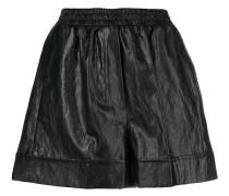 Shorts in Knitteroptik