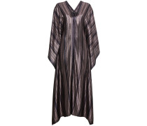 Silk Kaftan Maxi Dress