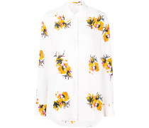 A.L.C. Bluse mit floralem Muster
