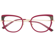 'Trapani' Brille mit Oversized-Gestell