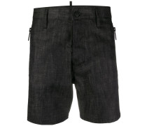 Shorts im Jeans-Look