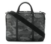 camouflage print laptop bag