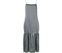 Gestreiftes Kleid mit Spaghettiträgern