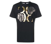 T-Shirt mit Foto-Print