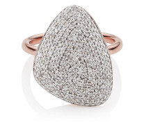 'RP Nura Teardrop' Diamantenring