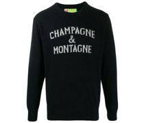 ''Champagne' Pullover