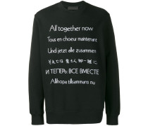 'All Together Now' Sweatshirt