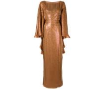 Empire-Kleid mit Print
