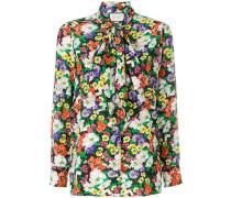 Wildflower Bluse mit Schluppe