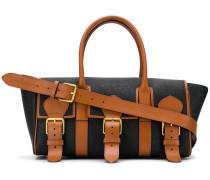'Mulberry Buckle Bayswater Scotchgrain' Handtasche