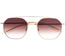 Sonnenbrille mit angeschrägtem Gestell