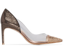 'Daria' Pumps mit Glitter, 85mm