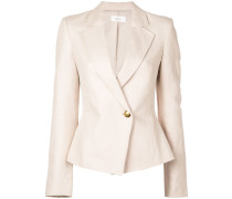 A.L.C. single button fitted blazer